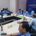Video Conference, Ganjar: Rumah Sakit Layani 24 Jam Dampak Covid 19