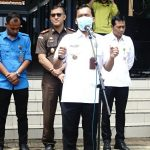 Bupati Batang Patroli Gugus Tugas Antisipasi Covid-19