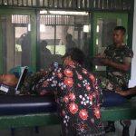 Cegah Wabah Virus, Dandim 0713/Brebes: Cek Suhu Badan Anggota TNI Termasuk Tamu