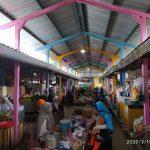 Pasar Tradisional Kabupaten Tegal Tetap Berjalan Normal