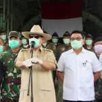 Panglima TNI Dampingi Menhan RI Terima Alat Kesehatan dari RRT