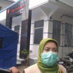 Kepala Dinas Kesehatan Kota Tegal Pantau Pemeriksaan Kesehatan di Pintu Masuk Utama