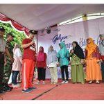 Wakil Bupati Wisuda 58 Keluarga Penerima Manfaat PKH