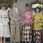 Sri Sultan Hamengku Buwono X Sambut kunjungan Raja Belanda