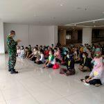 250 Relawan Disapkan sebagai Tenaga Perawat RS Darurat Wisma Atlet.