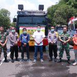 Kapolres Batang AKBP Abdul Waras Apresiasi Anggota DPRD Cegah Covid -19
