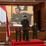 Panglima TNI : Latsitardanus XL Bantu Pemerintah Masyarakat Tangani Pandemi Covid-19