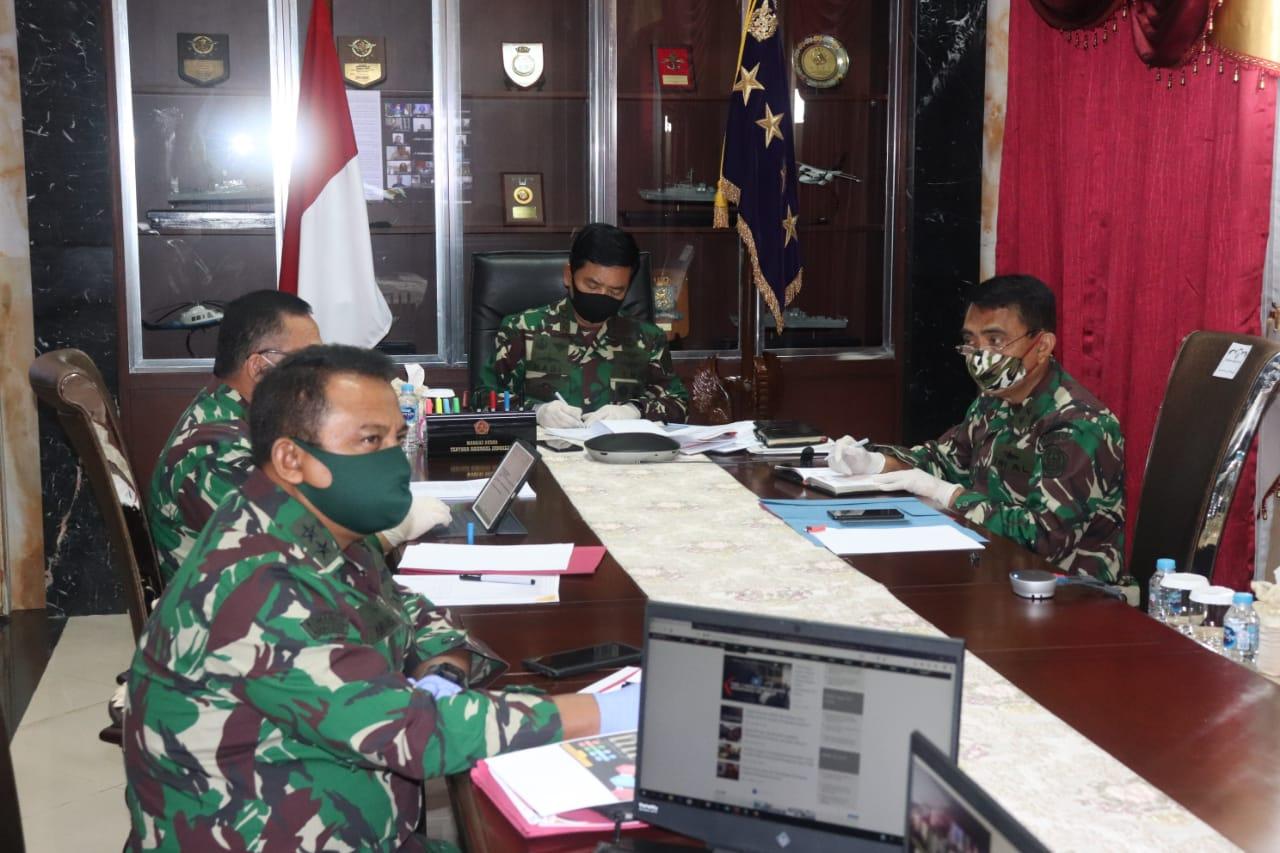 Dukung Penanganan Covid-19, Panglima TNI Siapkan Alutsista dan Personil