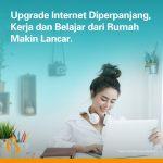 Perpanjang Upgrade Bandwidth Gratis,Biznet Hadirkan Program Member Get Member