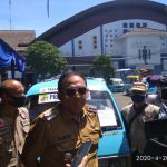 Jelang Pemberlakuan PSBB, Pemkot Tegal Bagi Sembako