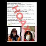 Berita Viral Relawan RS Darurat Wisma Atlet Meninggal Dunia adalah Hoak