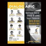 WEBINAR Dialog APIC, Hadirkan Narasumber Wakil Wali Kota