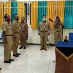 Bupati Brebes Lantik Empat Pejabat Fungsional