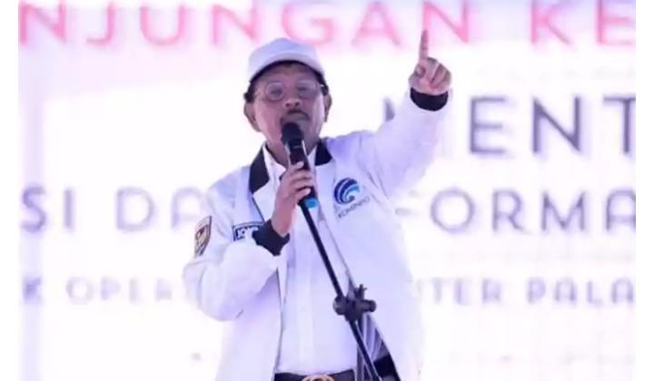 Bantu PSBB Menkominfo Luncurkan 1000 Mesin Pintar Akses Untuk Bangsa