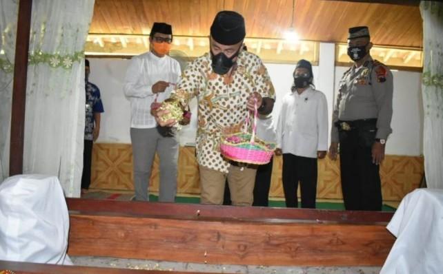 Ziarah dan Doa Hari Jadi Ke 419  Kabupaten Tegal