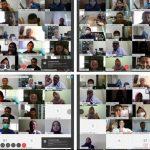 Bea Cukai Tegal Sosialisasi Online  Bagi Penguna Jasanya