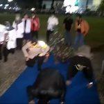 Satu Bulan Pelaksanaan PSBB, Wali Kota Tegal Lakukan Sujud Syukur di Acara Penutupan