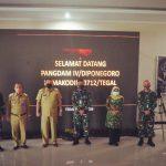 Pangdam IV/Diponegoro Tinjau Kesiapan Pelaksanaan New Normal Kota Tegal