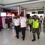 Wakil Wali Kota Bekasi Monitoring Penerapan PDMPK di Stasiun Kereta Bekasi