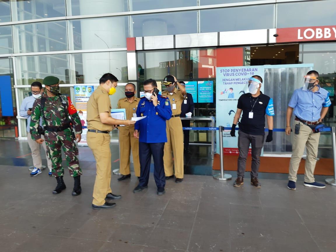 Mall TANGCITY Akan Kembali Di Buka, Wali Kota Tangerang Cek Kesiapan