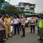 Wakil Wali Kota Bekasi Monitoring Pelaksanaan PDMPK dikawasan Setasiun Kereta dan Terminal Bus