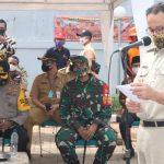 Gubernur DKI Jakarta Berikan Bantuan Korban Kebakaran Tambora