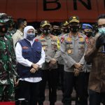Panglima TNI dan Kapolri Tinjau Disiplin Protokol Kesehatan di Pusat Perbelanjaan Kota Malang