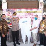 Kapolres Batang Targetkan Semua Desa Jadi Kampung Tangguh Nusantara Candi
