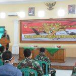Dandim Kodim 0713/ Brebes, LetKol Infanteri Faisal Amri Sosialisasikan Bahaya Laten Komunis dan Faham Radikal