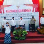 Wakil Wali Kota Tegal Ajak Masyarakat Kota Tegal Perkokoh Kesatuan dan Persatuan NKRI