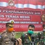 HUT Bhayangkara ke 74, Polda Metro Jaya Gratiskan Perpanjang SIM Tenaga Medis dan Relawan RS Darurat Wisma Atlet