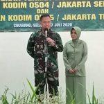 Kolonel Kav Rahyanto Edi Yunianto Resmi Jabat Dandim 0505 Jakarta Timur