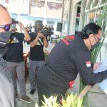 Monitoring, Selain Resmikan Masjid di Rusunawa, Wali Kota Tinjau Lokasi Penataan Kawasan Siwatu