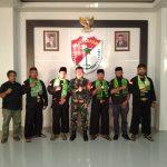 Dandim 0506/ Tangerang Apresiasi Kunjungan Forum Betawi Rempug  Kota Tangsel