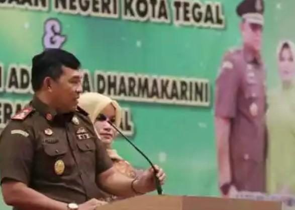 JASRI UMAR SH.MH Resmi Jabat Kajari Kota Tegal
