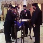 6 Enam Pejabat Eselon II Kota Tegal Resmi di Lantik