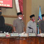 Raih Opini WTP, Enam Fraksi DPRD Kota Tegal Berikan Apresiasi