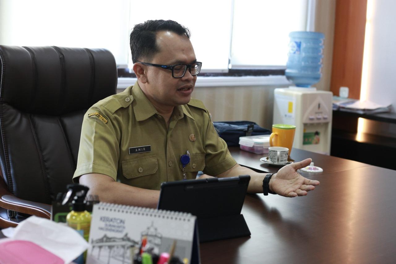 Amir Makhmud: Besok, di Kabupaten Tegal Gaji Ke 13 PNS Cair