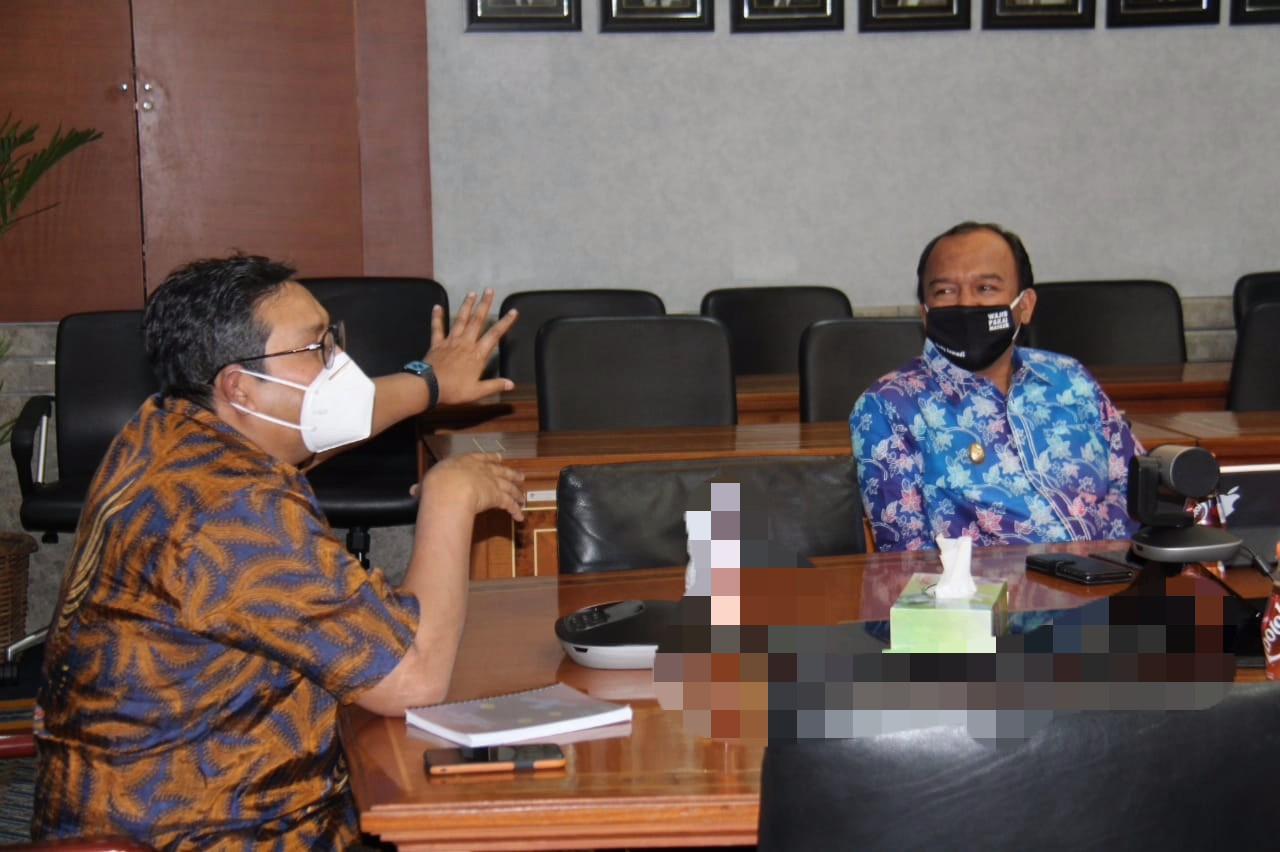 Menindaklanjuti Arahan Presiden RI, Pemkot Tegal Siap Transformasi Digital di Segala Bidang