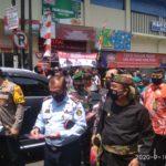 Ini di Kota Tegal, Tak Ingin Kena Denda Gunakan Masker