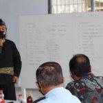 Di Mako Lanal Tegal, Wakil Walikota: HUT Ke 75 TNI AL Momen Tingkatkan Sinergitas