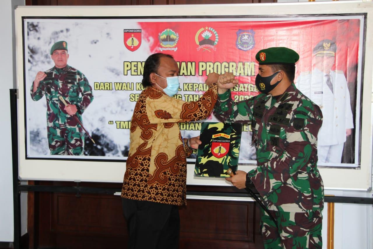 Jumadi: TNI/Polri Miliki Kapasitas, Kapabilitas dalam Membangun Daerah