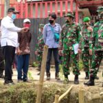 TMMD Ke 109 Kodim 0507 di Tinjau Langsung Wakil Wali Kota Bekasi