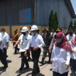 Kunjungi Bulog Kabupaten Tegal Muhadjir Ingatkan Komitmen Transporter