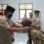 Ketua Kwarcab Kota Tegal Tegaskan, Gerakan Pramuka Harus Siap Menjadi Garda Terdepan