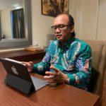 Bussines and Trade Meeting Indonesia – Belarus, Jumadi Kenalkan Potensi Kota Tegal Ke Kancah Internasional