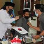 Enam Fraksi DPRD Kota Tegal Setujui Lima Raperda di Bahas