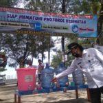 Evaluasi Obyek Wisata, Wawalkot Tegal Pastikan Kesiapan Protokol Kesehatan