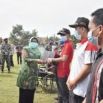 Hari Nusantara, TNI AU Peduli Warga Terdampak Covid 19