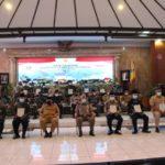 Presiden Resmi Serahkan 31 Tanah Wakaf dan Aset Pemkot